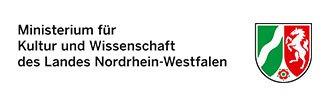 Ministerium für Kultur und Wissenschaft des Landes NRW - Logo